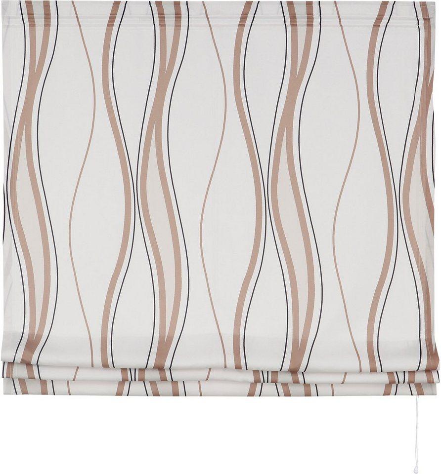 Raffrollo, my home, »Yuma«, mit Klettband (1 Stück) - Preisvergleich
