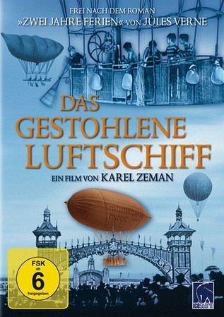 DVD »Das gestohlene Luftschiff«