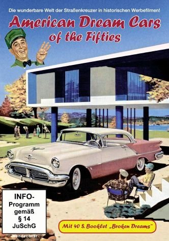 DVD »American Dream Cars of the Fifties«