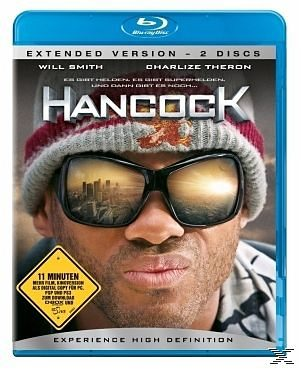 Blu-ray »Hancock (Extended Version, 1 Disc)«