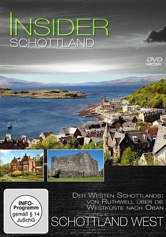 DVD »Insider - Schottland: West«