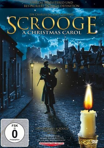 DVD »Scrooge - A Christmas Carol«
