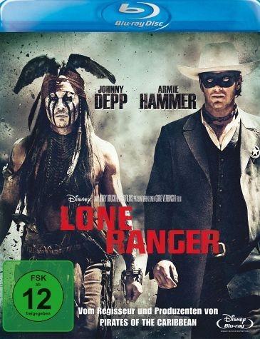 Blu-ray »Lone Ranger«