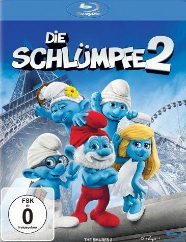 Blu-ray »Die Schlümpfe 2«