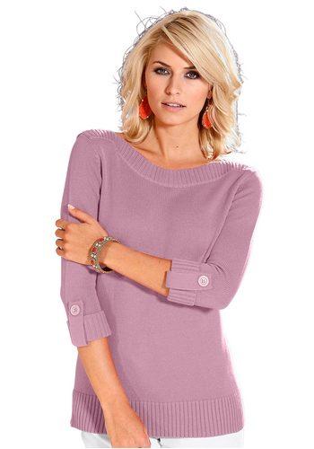 Damen Collection L. Pullover in angesagter Optik rosa | 08858929802388
