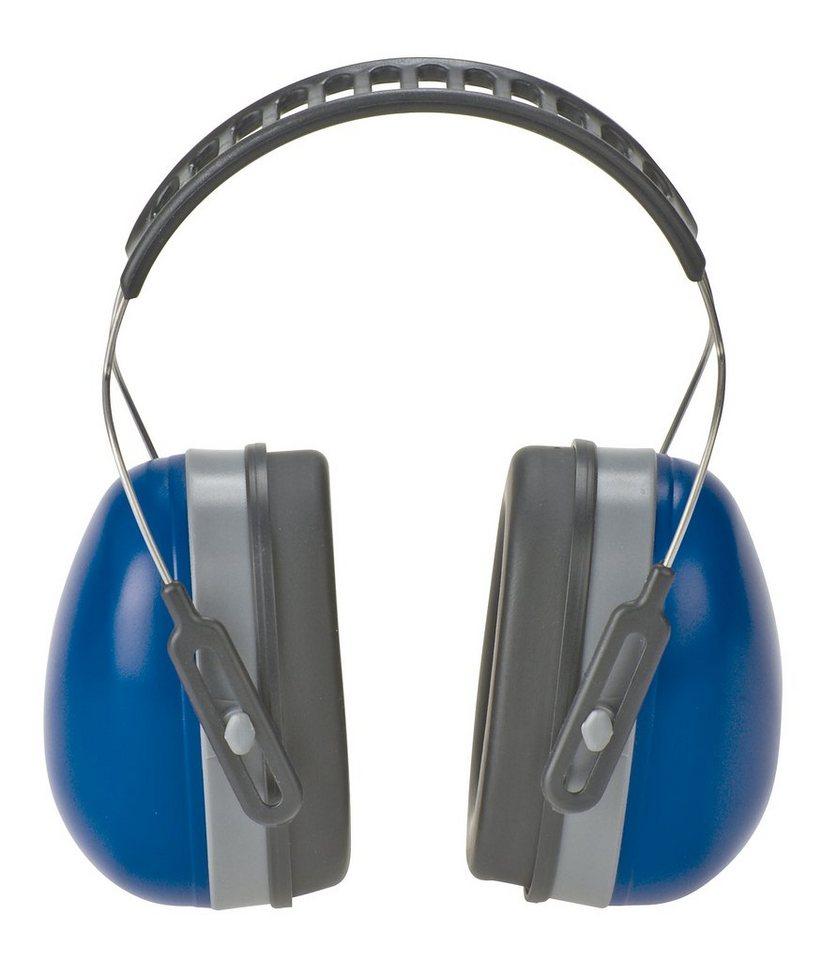 Kapselgehörschutz in blau