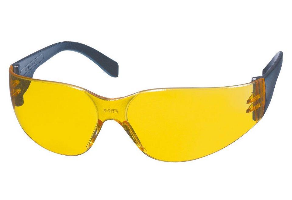 Schutzbrille (3 Stück) in gelb