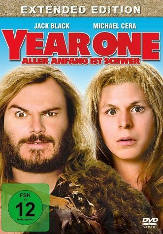 DVD »Year One - Aller Anfang ist schwer (Extended...«