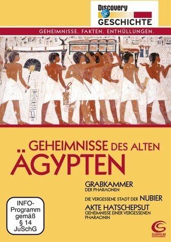 DVD »Discovery Geschichte - Geheimnisse des alten...«