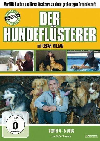 DVD »Der Hundeflüsterer - Season 4 (5 Discs)«