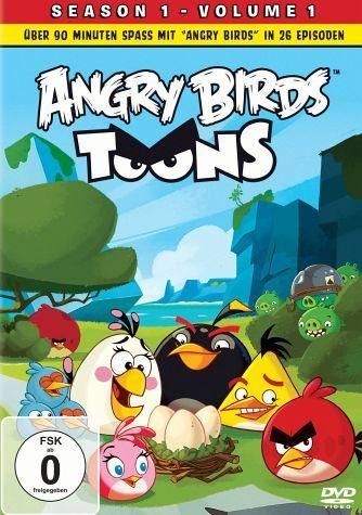DVD »Angry Birds Toons - Season 1, Volume 1«