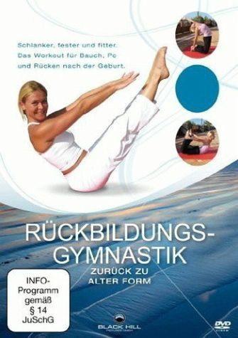 DVD »Rückbildungsgymnastik - Zurück zu alter Form«