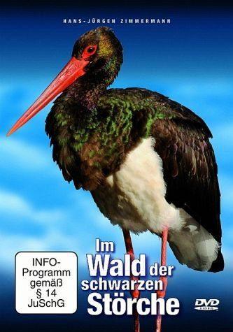 DVD »Im Wald der schwarzen Störche«