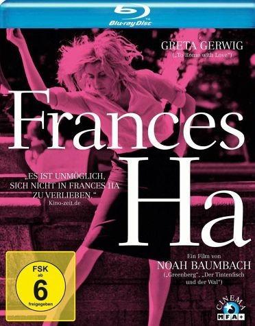 Blu-ray »Frances Ha«