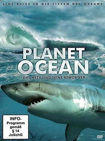 DVD »Planet Ocean - Das Meer und seine Bewohner...«