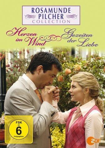 DVD »Rosamunde Pilcher: Herzen im Wind / Gezeiten...«