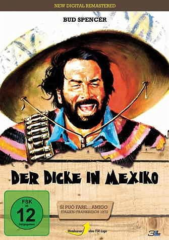 DVD »Der Dicke in Mexico (Digital Remastered)«