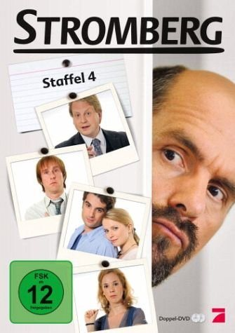 DVD »Stromberg - Staffel 4 (2 DVDs)«