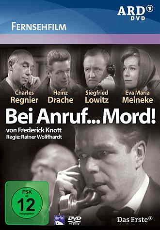 DVD »Bei Anruf... Mord!«