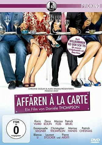 DVD »Affären à la Carte«