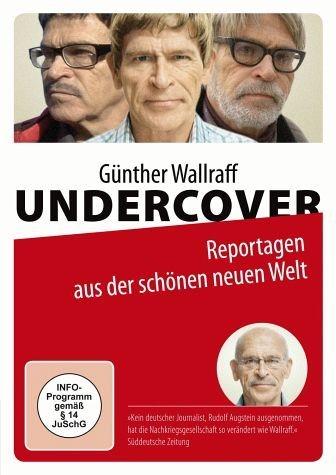 DVD »Günter Wallraff Undercover«