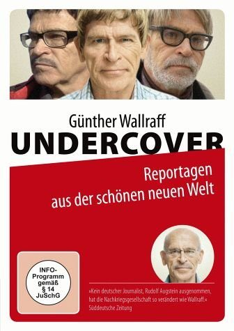 DVD »Günter Wallraff Undercover«