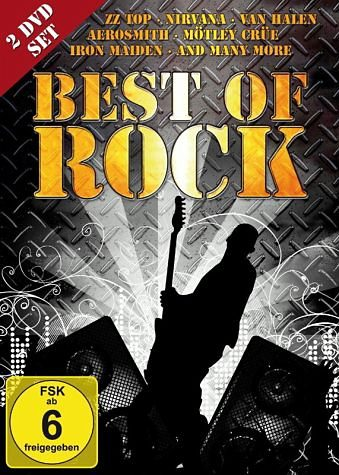 DVD »Various Artists - Best of Rock (2 DVDs)«