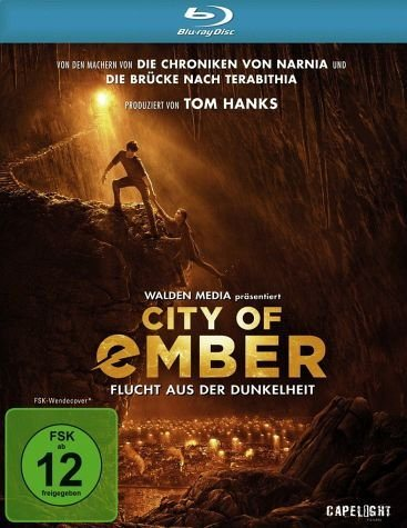 Blu-ray »City of Ember - Flucht aus der Dunkelheit«