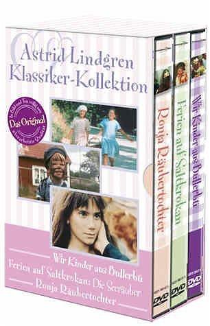DVD »Astrid Lindgren Klassiker-Kollektion (3 DVDs)«