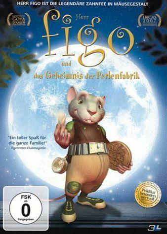 DVD »Herr Figo und das Geheimnis der Perlenfabrik«