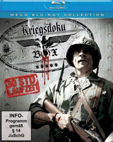 Blu-ray »Mega Blu-ray Collection - Kriegsdokus«