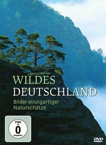 DVD »Wildes Deutschland - Bilder einzigartiger...«