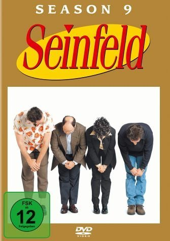 DVD »Seinfeld - Season 9 (4 DVDs)«