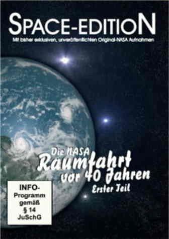 DVD »Die NASA Raumfahrt vor 40 Jahren, Erster Teil«