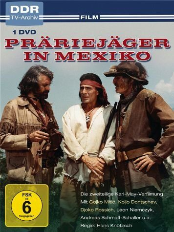 DVD »Präriejäger in Mexiko«