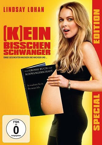 DVD »(K)Ein bisschen schwanger«
