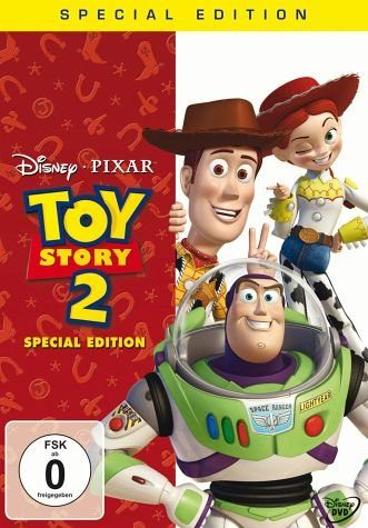 DVD »Toy Story 2 (Special Edition)«