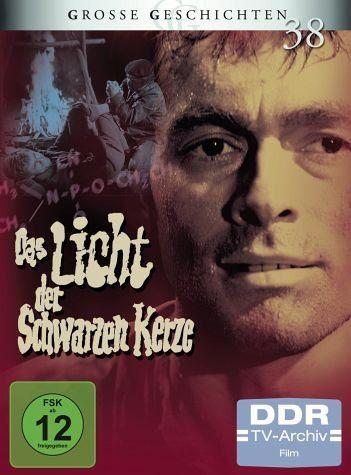DVD »Das Licht der schwarzen Kerze (3 Discs)«