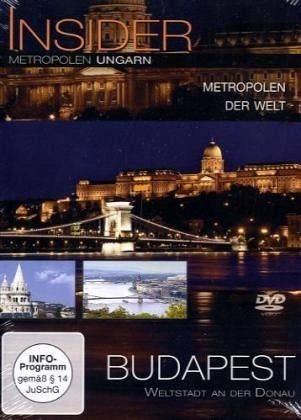 DVD »Insider: Metropolen - Budapest«