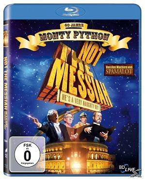 Blu-ray »Not the Messiah: He's a Very Naughty Boy (OmU)«