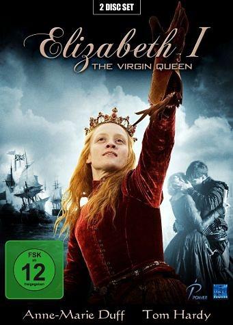 DVD »Elizabeth I - The Virgin Queen (2 Discs)«