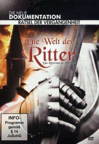 DVD »Rätsel der Vergangenheit - Die Welt der Ritter«