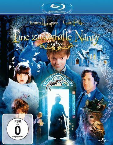 Blu-ray »Eine zauberhafte Nanny«