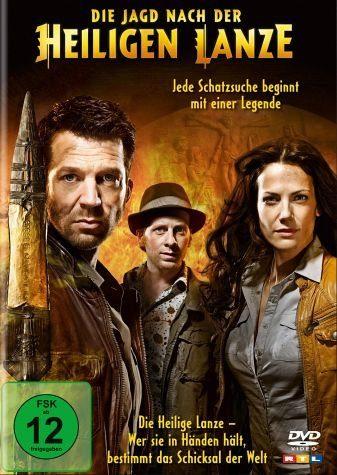 DVD »Die Jagd nach der heiligen Lanze«