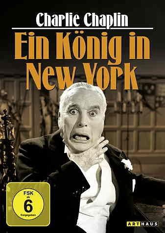 DVD »Ein König in New York«