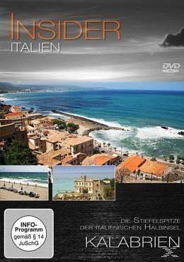 DVD »Insider: Italien - Kalabrien«