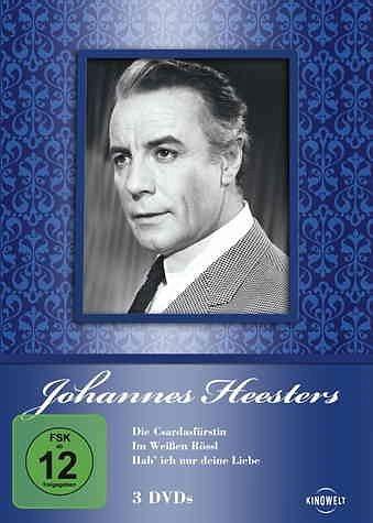DVD »Johannes Heesters Collection (3 Discs)«