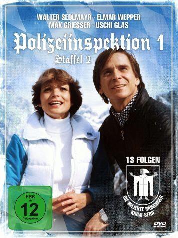 DVD »Polizeiinspektion 1 Staffel 2, 3 DVDs«