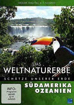 DVD »Das Weltnaturerbe - Schätze unserer Erde:...«