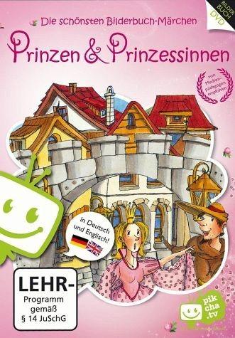 DVD »Prinzen und Prinzessinnen«